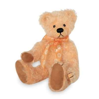 Teddy lambert orange et couleur or Clemens Spieltiere -88.055.030
