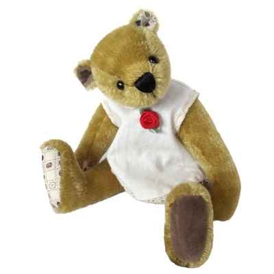 Teddy margarete couleur or Clemens Spieltiere -52.030.027