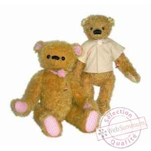 Teddy sandy couleur or Clemens Spieltiere -52.011.030