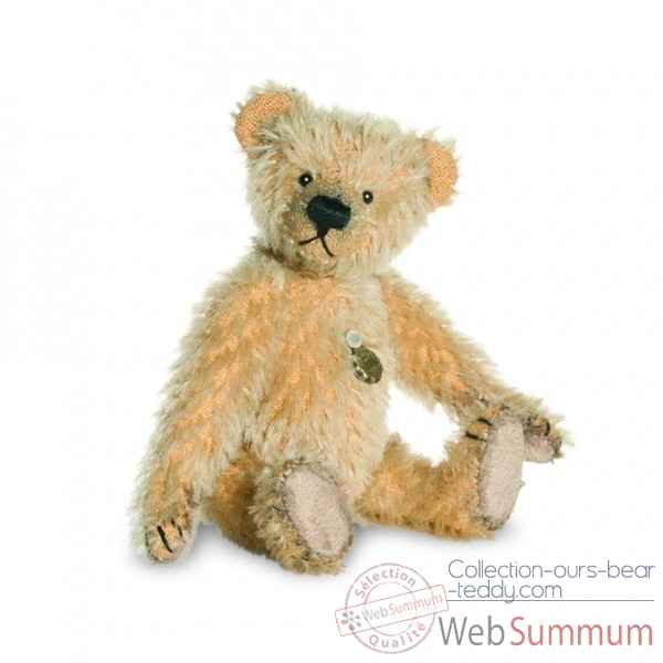 Ours Teddy Antique dore Hermann -16277 3