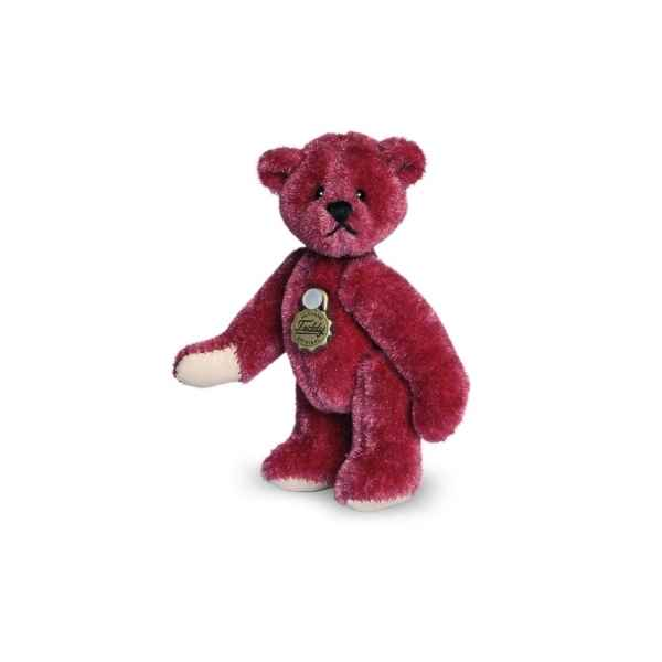 Mini ours teddy bear corail 5,5 cm Hermann -15406 8