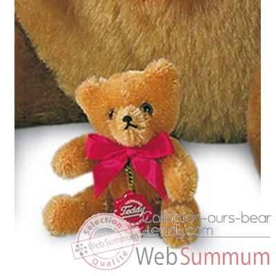 Nostalgic teddy old-gold 8 cm peluche hermann teddy original édition limitée -16308 4