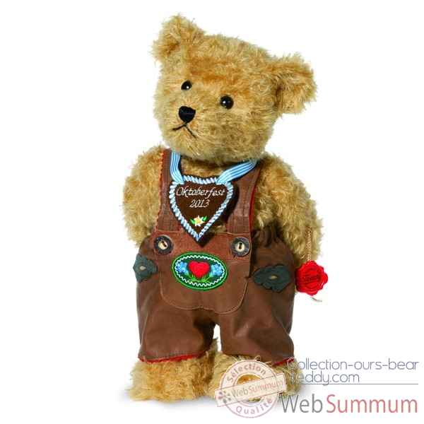 Oktoberfest bear severin Hermann -17262 8