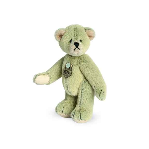 Ours en peluche de collection teddy sable 6 cm hermann -15412 9