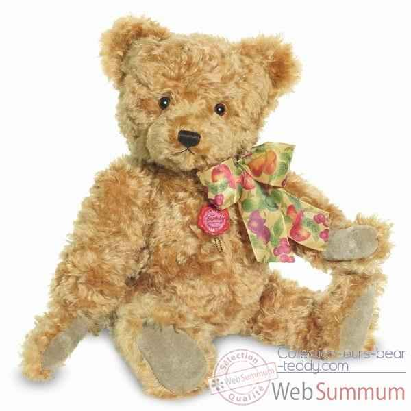Peluche Ours Teddy bear autumn dream Hermann Teddy original 52cm 14668 1