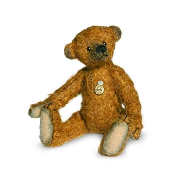 Ours teddy bear brun ancien 11 cm Hermann -16289 6
