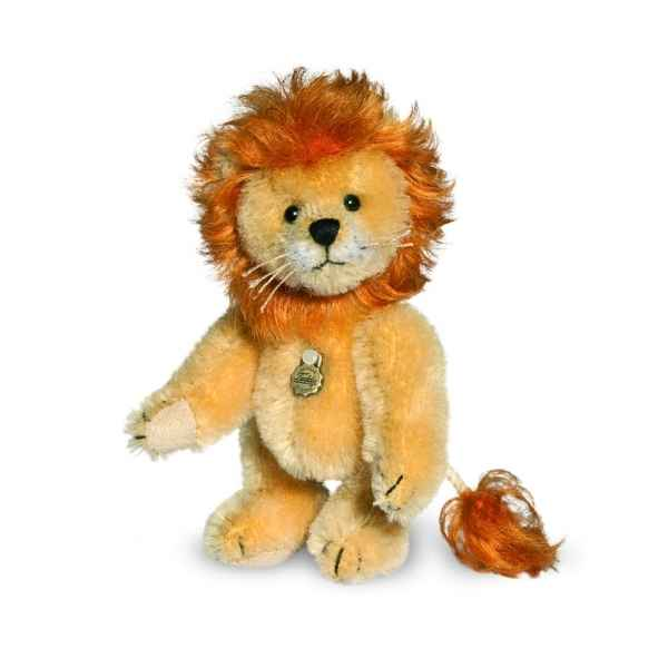 Ours teddy bear lion 10 cm Hermann -16292 6