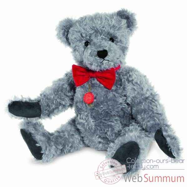 Ours teddy bear november 66 cm bruite hermann -14671 1