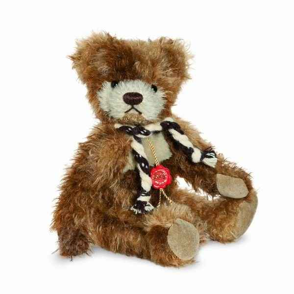Ours teddy bear tonio 24 cm hermann -12133 6