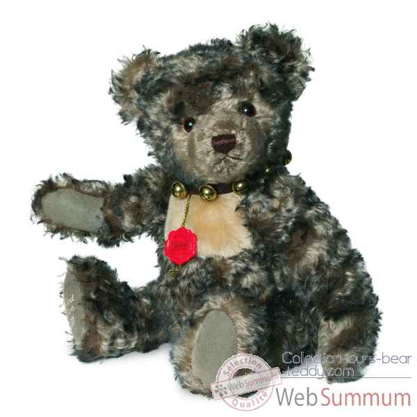 Ours teddy bear willibald 40 cm avec bruiteur Hermann -14675 9