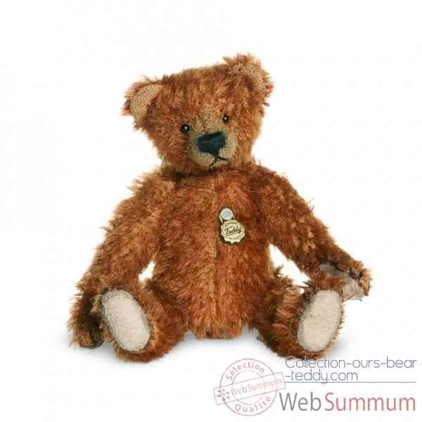 lion bascule leo blond dor steiff 48982 de nounours teddy steiff. Black Bedroom Furniture Sets. Home Design Ideas