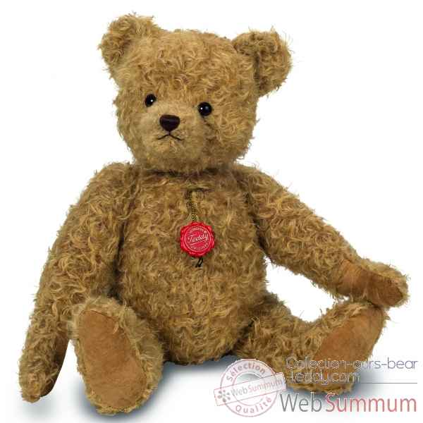 Peluche collection ours teddy bear joachim bruiteur 54 cm ed limitee Hermann -14678 0