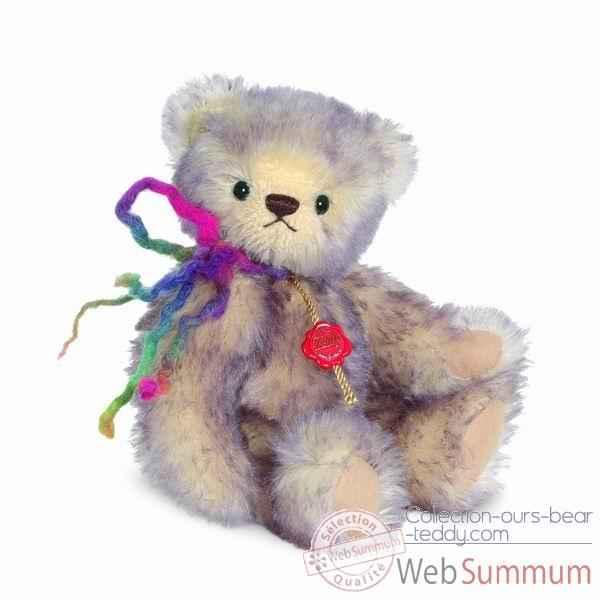 Peluche ours teddy lilli 23 cm collection ed. limitee 300 ex. hermann -17012 9