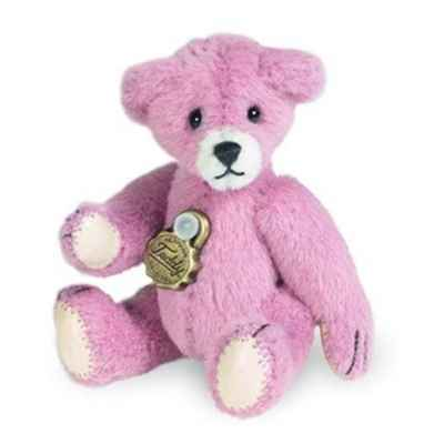 Peluche hermann teddy teddy light-pink 5 cm -15338 2
