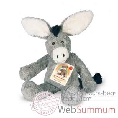 Singe coton bio 25 cm - natural cuddly friends peluche hermann teddy original edition limitee -10807 8