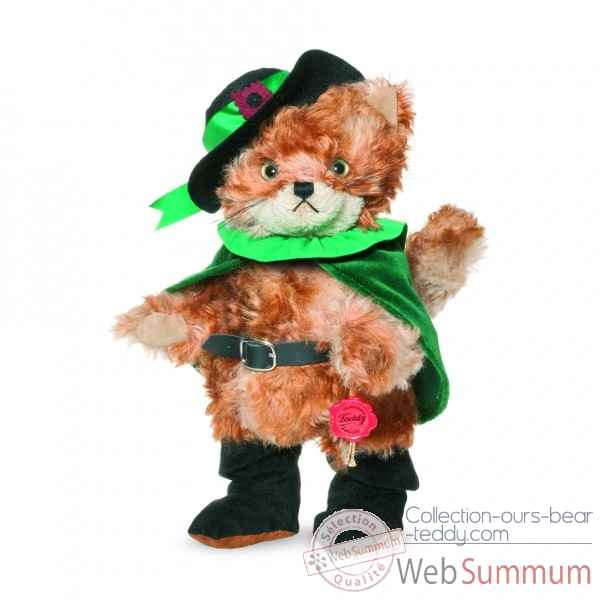 Teddy bear chat botte Hermann -11837 4