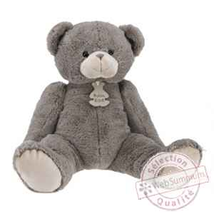 Calin\'ours 50 cm - taupe histoire d\'ours -2340