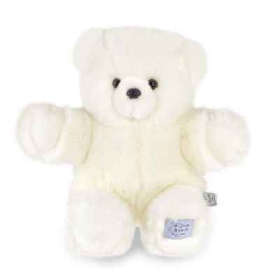 Ours collection blanc 30 cm histoire d\\\'ours -2183