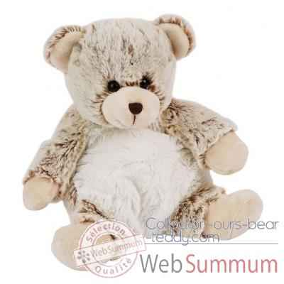Peluche Les z\\\'animoos ours Histoire d\\\'Ours 1128o