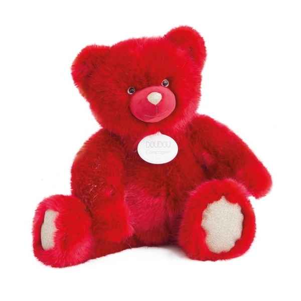 Peluche Ours collection 60 cm - rubis histoire d\'ours -DC3411