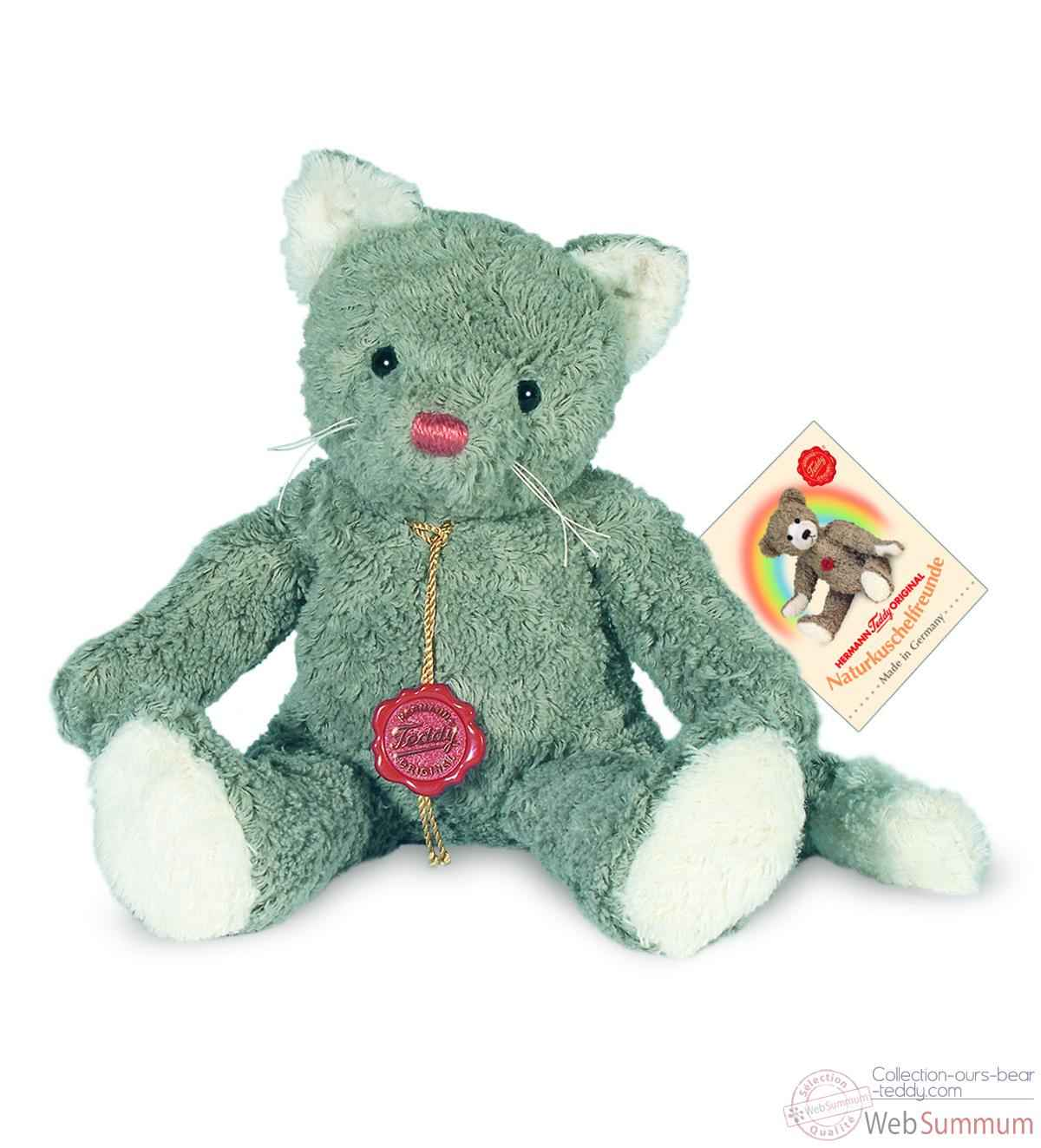 Les  Nounours  Peluche-collection-hermann-teddy-ours-10805