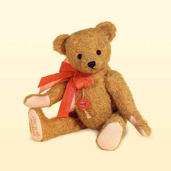 Video Peluche Hermann Teddy Original® Ours Nostalgie avec broderie -12026 1