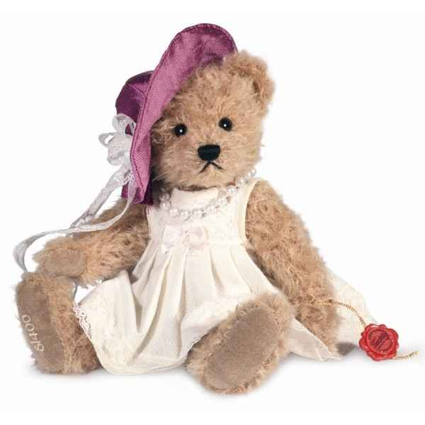 Peluche Hermann Teddy Original Ours Ascot Lady Edition Limitee -121312