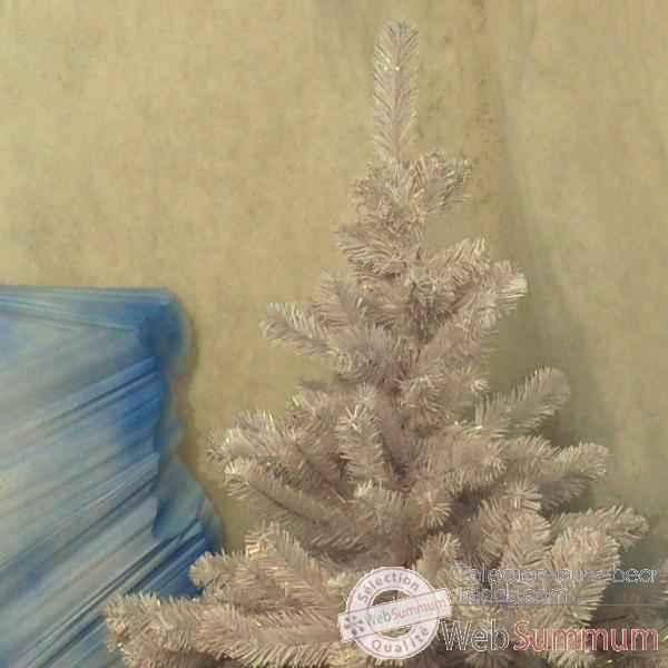 Sapin blanc artificiel hauteur 150cm s4a dans animaux - Sapin blanc artificiel ...