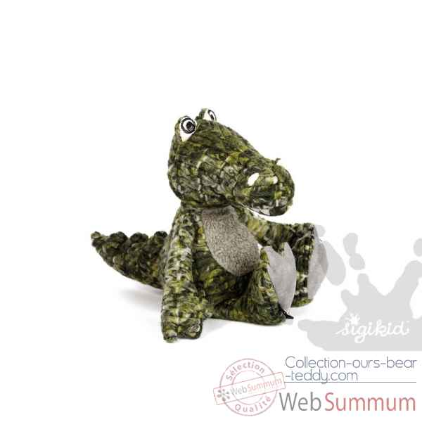 Peluche crocodile Deal of the meal Sigikid -38349