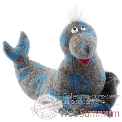 Peluche Otarie Happy hampel Sigikid -38422