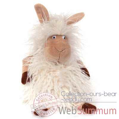 Peluche mouton hairy queeny, beasts Sigikid -38727