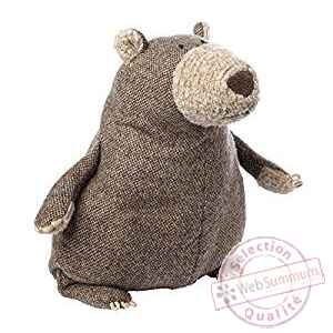 Peluche ours grüzzi grizzly, mountain beasts Sigikid -50101