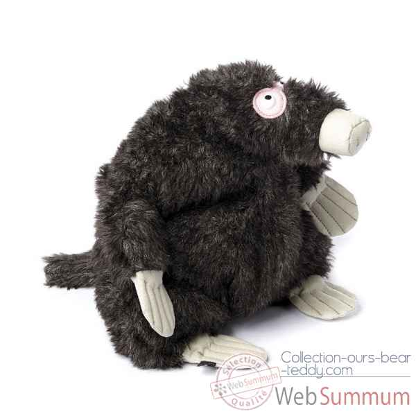 Peluche taupe blind date dandy, beasts Sigikid -38532