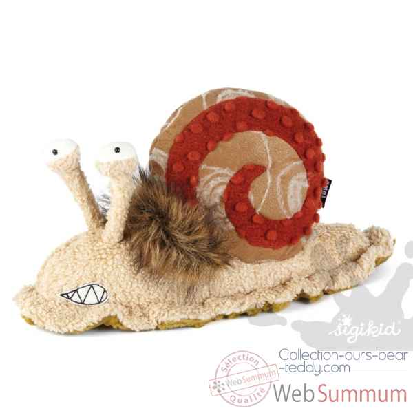 Peluche Escargot Smooth george Sigikid -38321