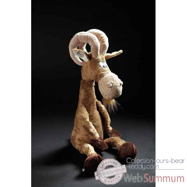 Peluche bouc Top of the peak Sigikid -38400