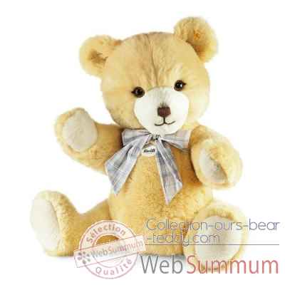 Ours teddy petsy, blond STEIFF -012037