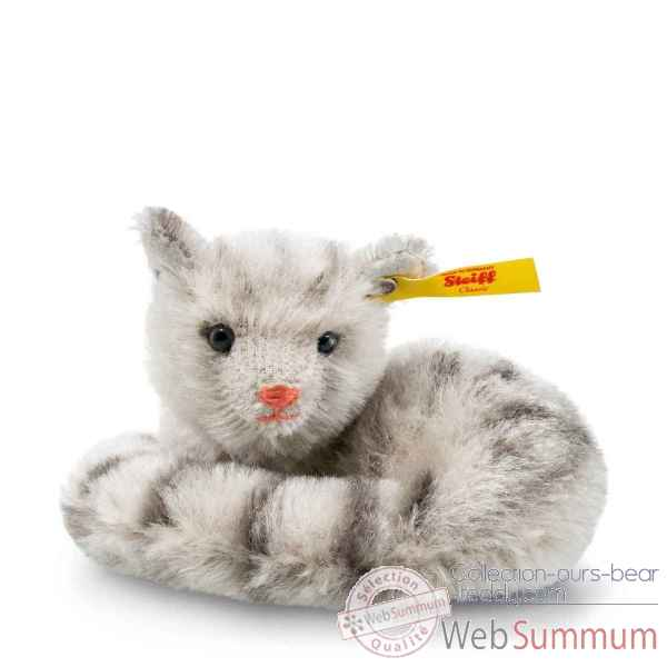 Peluche mini chat moggy steiff -033551