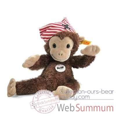 Singe scotty, brun STEIFF -282249